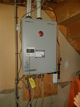 Electric to Gas Conversion Ingersoll